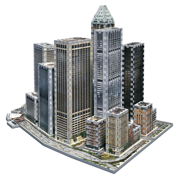 Financial - New York Collection / 3D-Puzzle