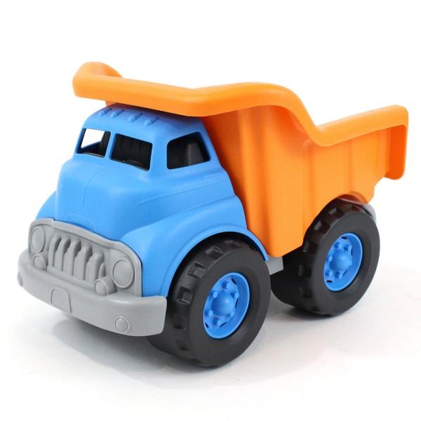 Kipplaster - blau / orange / Dump Truck - blue / orange