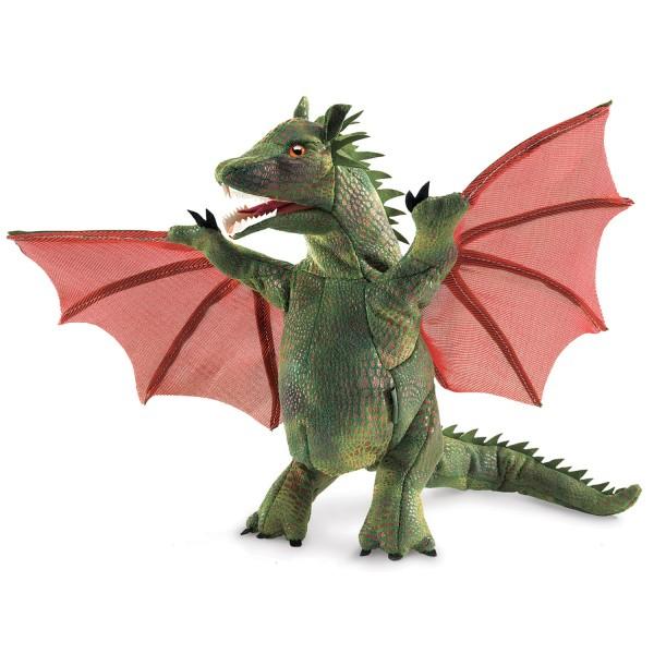 Drache mit Schwingen / Winged Dragon