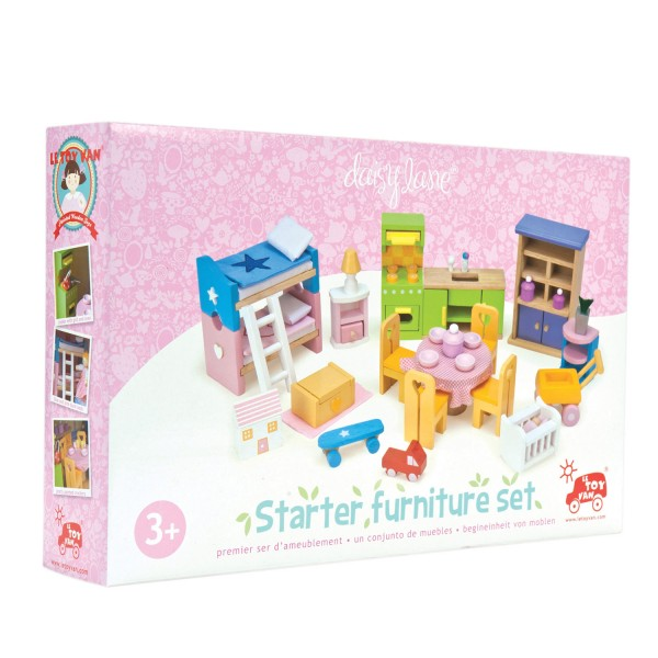Starter Set - Puppenhausmöbel / Starter Furniture