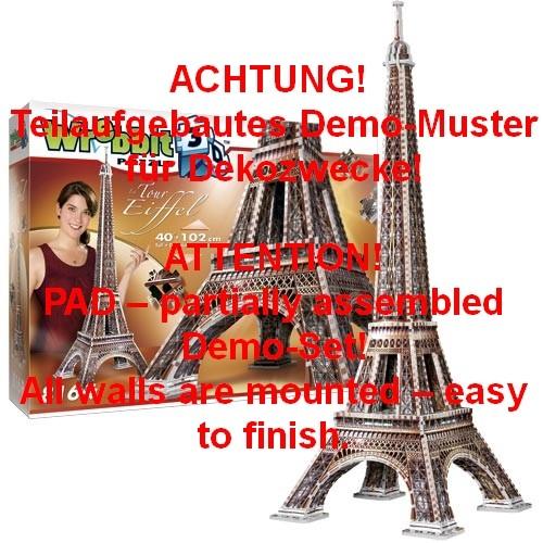 PAD - Eiffelturm - Eiffel Tower
