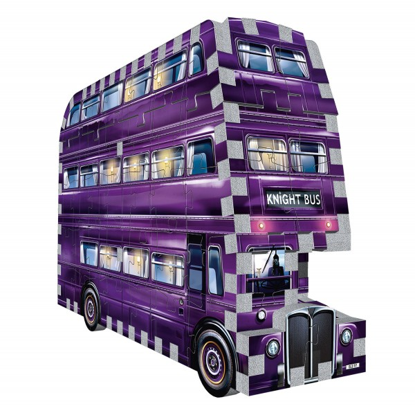 Der fahrende Ritter Mini/Knight Bus Mini (130 Teile) - Harry Potter
