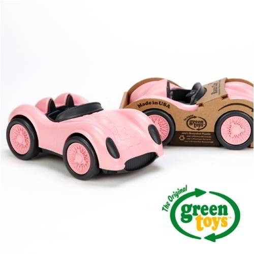 Rennwagen, pink / Race Car, pink
