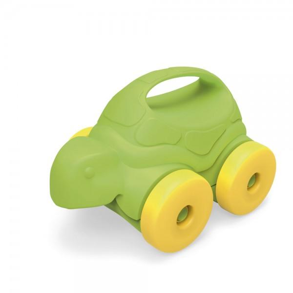 Schiebetier Schildkröte / Push toy turtle