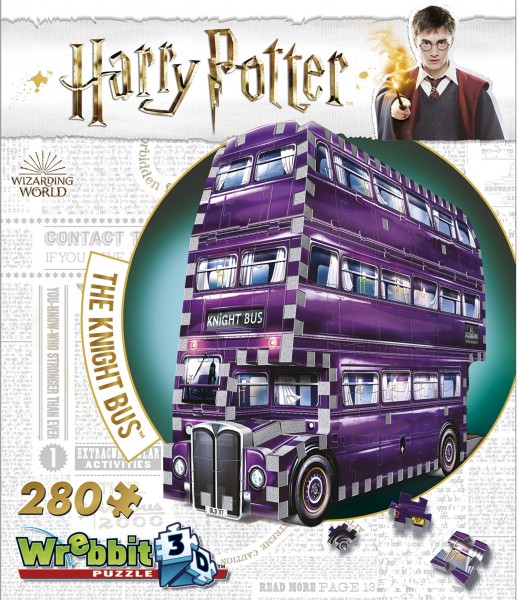 Der Fahrende Ritter - Harry Potter / The Knight Bus - Harry Potter