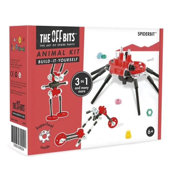 SpiderBit model kit with Super Tool