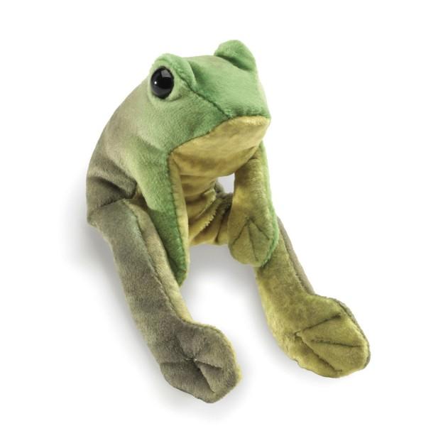 Mini sitzender Frosch / Mini Sitting Frog