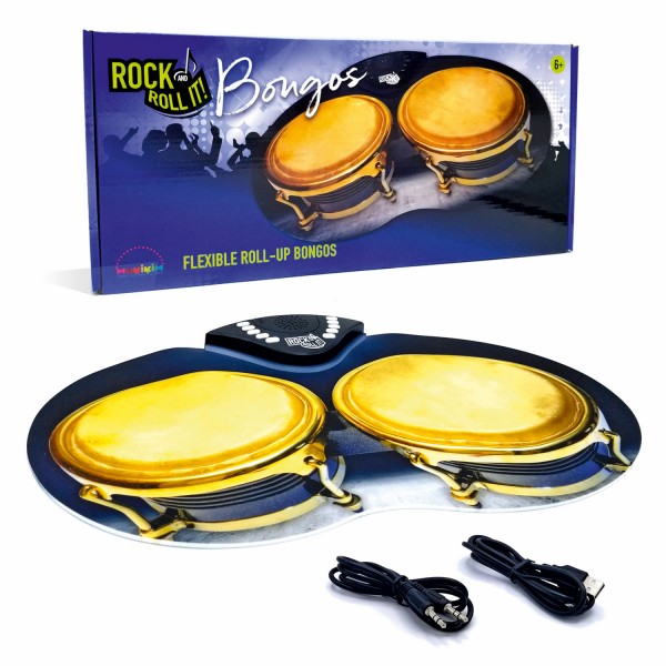 Rock And Roll It! BONGOS
