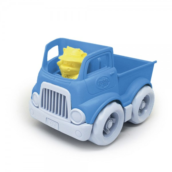Pick-up Laster mit Spielfigur / Pick-up Truck with Character