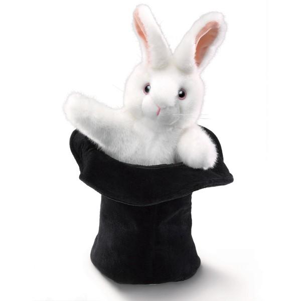 Großer Hase im Hut / Large Rabbit in Hat