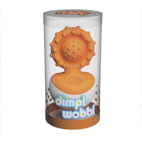 Dimpl Wobbl Orange